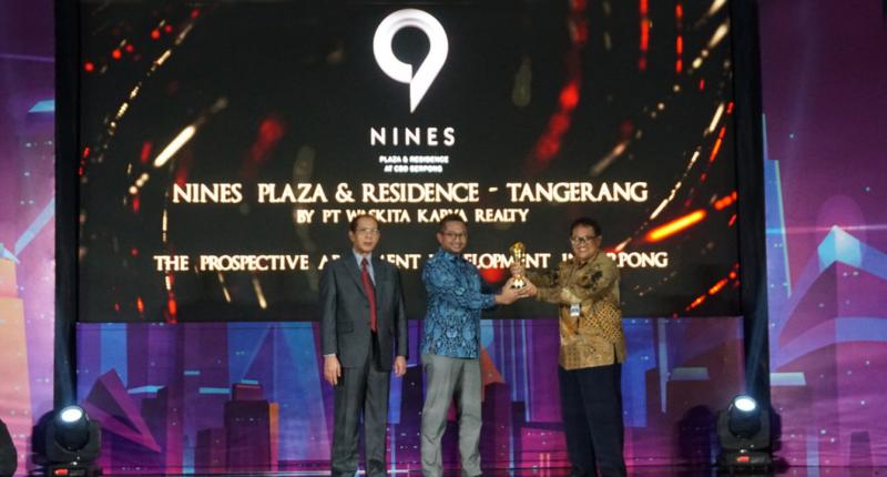 Waskita Realty Raih Dua Penghargaan Versi Properti Indonesia Awards 2019