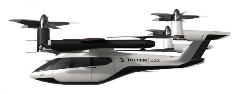 Wow, Hyundai Fokus Bikin Mobil Terbang