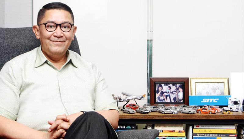 Yukki Nugrahawan Hanafi, Ketua Umum ALFI: Integrasi Kata Kunci Dalam Industry 4.0