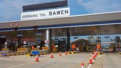 Tol Bawen-Salatiga Siap Tampung Pemudik Lebaran 2016